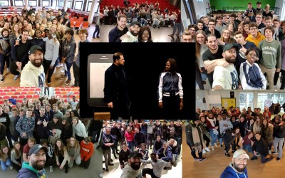 Thumbnail for Participatieve theatervoorstelling op tournée